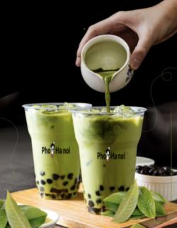 Bubble Tea Matcha